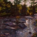 Mountain River (Sold)